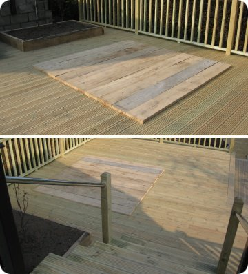 Decking and Lighting Services