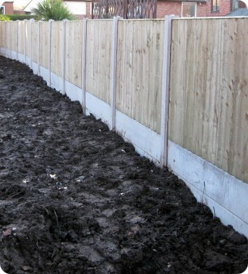 Domestic and Commercial Fencing Services